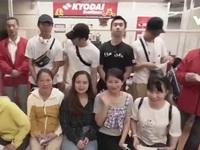 Những chuyến xe 0 đồng ấm lòng người Việt Nam tại Nhật Bản