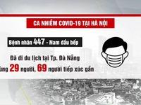 Toàn cảnh Phòng chống dịch COVID-19 ngày 29/7: Các ca mắc mới không ngừng tăng