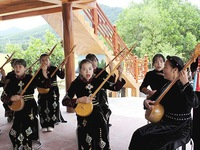 Bac Giang province's Tay ethnic minority people develop homestay services