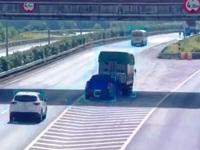 Dừng đỗ trái phép trên cao tốc gây tai nạn