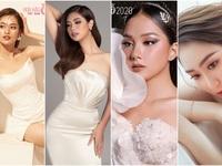 4 gương mặt quen dự thi Hoa hậu Việt Nam 2020
