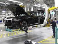 BMW tăng cường sản xuất xe điện