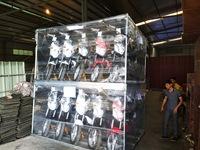 Xe điện Việt Nam đầu tiên 'xuất ngoại'