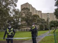 Tăng nhanh số ca mắc COVID-19, Australia phong tỏa thành phố Melbourne trong 6 tuần