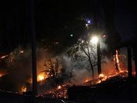 Nắng nóng tới 40 độ gây cháy rừng tại châu Âu