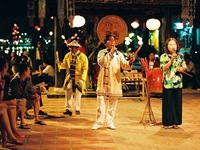 Nightlife entertainment activities to be reopened in Hoi An