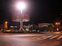 Nhiều tuyến phố ở TP Đông Hà (Quảng Trị) vắng vẻ ngay khi giãn cách xã hội