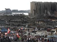 Gia tăng thương vong trong vụ nổ tại thủ đô Beirut của Lebanon