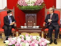Vietnam attaches importance to strengthening ties with India