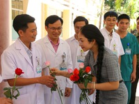 Artists send words of encouragement to Da Nang and Quang Nam