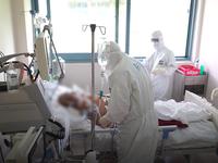 Tăng cường kiểm soát nhiễm trùng bệnh viện và dinh dưỡng cho bệnh nhân COVID-19 nặng