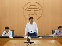 Hà Nội đề xuất mua thêm 20.000 bộ kit xét nghiệm nhanh COVID-19