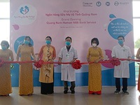 Quang Nam launches satellite breast milk bank