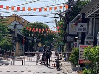 Hoi An to re-impose social distancing measures