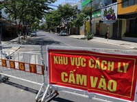 Seven more new COVID-19 cases reported in Da Nang, Quang Nam