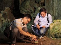 Relics related to ancient humans unearthed at Ba Be National Park