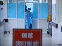 COVID-19 monitoring tightened at health facilities