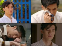 Khóc suốt cả tập 48 Tình yêu và tham vọng, Nhan Phúc Vinh tiết lộ đằng sau giọt nước mắt của nam chính