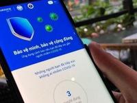 Người nước ngoài tại Việt Nam hưởng ứng cài đặt ứng dụng Bluezone