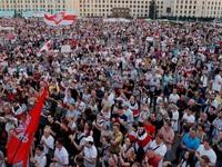 Nga kêu gọi đối thoại hòa bình tại Belarus