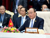 PM Phuc to attend 3rd Mekong-Lancang Cooperation Summit