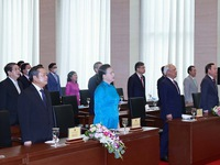 NA leader attends ceremony marking August Revolution, National Day