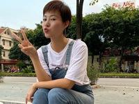 Thanh Hương gây bất ngờ với tóc tém trẻ trung