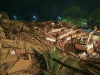 Sập nhà tại Ấn Độ, ít nhất 4 người thiệt mạng