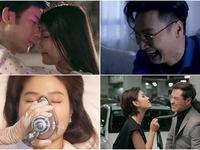 Hé lộ kết phim Tình yêu và tham vọng: Linh nguy kịch, Sơn bị gái lạ khóa môi?