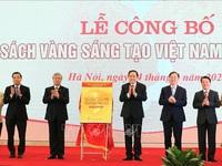 Vietnam Golden Book of creativity 2020 honors outstanding scientific works