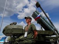 Nga trình làng nhiều vũ khí và thiết bị quân sự hiện đại tại Army-2020