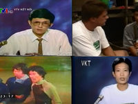 An indelible memory on the first variety show of VTV