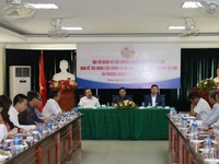 Talk discusses COVID-19 impact on Vietnamese firms in Laos