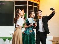 VTV Awards 2020 - The Hit List 02: Hậu trường Khánh Vy và Quỳnh Kool nhí nhảnh cùng MC Trần Ngọc