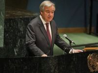 UN Secretary General congratulates Vietnam ahead of National Day