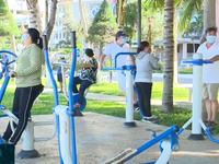 Khánh Hòa: Giữ an toàn trên bãi biển trước dịch Covid-19