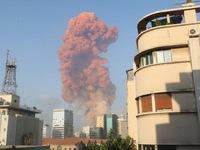 Vụ nổ khiến thủ đô Beirut rung chuyển như trải qua trận động đất khủng khiếp
