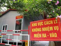 Bệnh nhân mắc COVID-19 ở Hà Nội có lịch trình di chuyển hết sức phức tạp