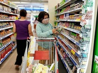 Vietnam's CPI index goes up slightly in August