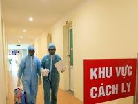 Tổng 4 ca mắc mới ở Quảng Nam và Hà Nội, Việt Nam có 717 bệnh nhân COVID-19