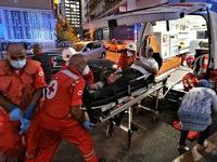 Vụ nổ ở Beirut, số thương vong tăng lên hơn 5.000 người