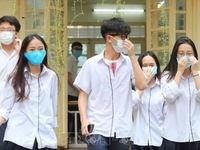 3 thí sinh F2 của Hà Nội sẽ thi riêng trong đợt 2