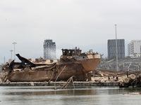 Phát hiện công nhân cảng Beirut sống sót thần kỳ 30 giờ sau vụ nổ kinh hoàng