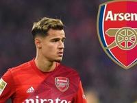 Chuyển nhượng bóng đá quốc tế ngày 07/8: Sau Willian, Arsenal sắp có Coutinho