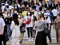 Tình trạng lây nhiễm COVID-19 tập thể tại Nhật Bản ngày càng gia tăng