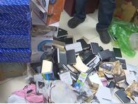 Thu giữ hơn 100 máy ghi âm, ghi hình để gian lận thi cử