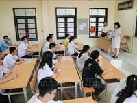 TP Hồ Chí Minh công bố nguyện vọng 1 thi vào lớp 10