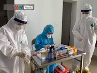 Thêm 21 ca mắc COVID-19 mới tại Đà Nẵng, Bắc Giang, Quảng Nam, Khánh Hòa, Hà Nội