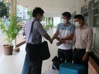 Bệnh viện Chợ Rẫy tiếp tục chi viện nhân sự cho tâm dịch Đà Nẵng