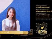 Khánh Vy - Top 5 MC ấn tượng: 'VTV giúp tôi đi được nhiều nơi và có nhiều trải nghiệm thú vị'